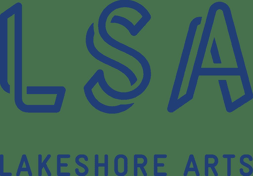 Lakeshore Arts logo