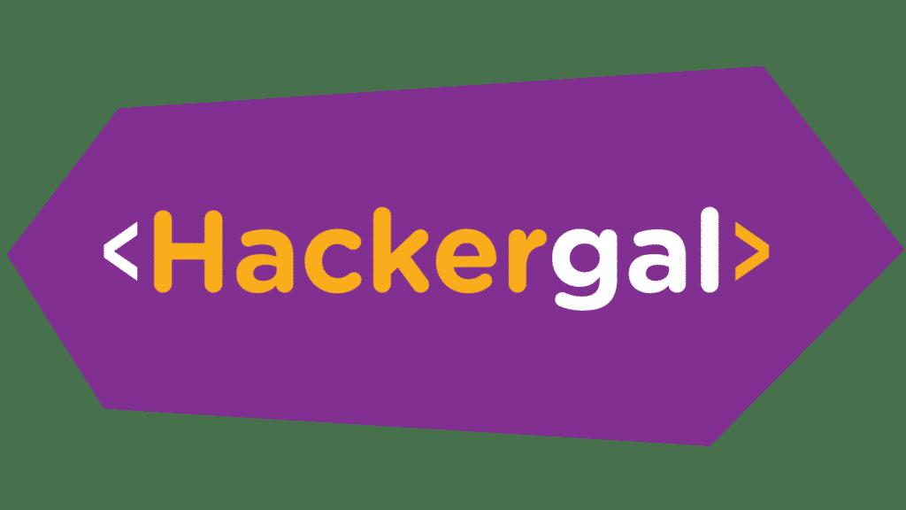 Hackergal logo