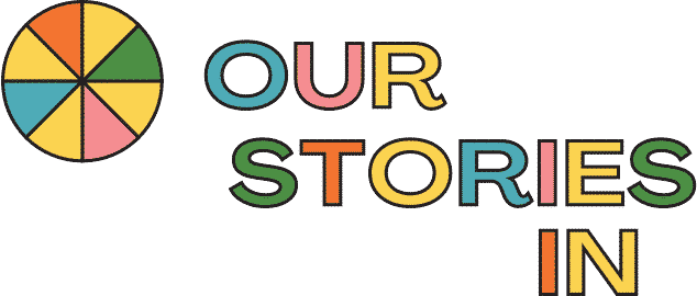 Our Stories In logo